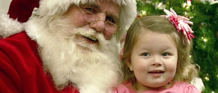 Hyr en jultomte till julafton