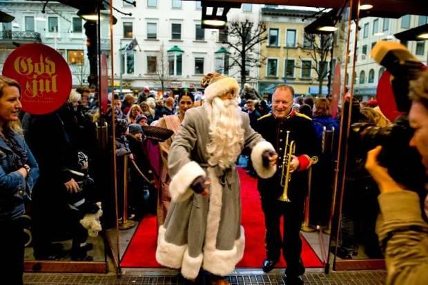 Hyra jultomte i Göteborg